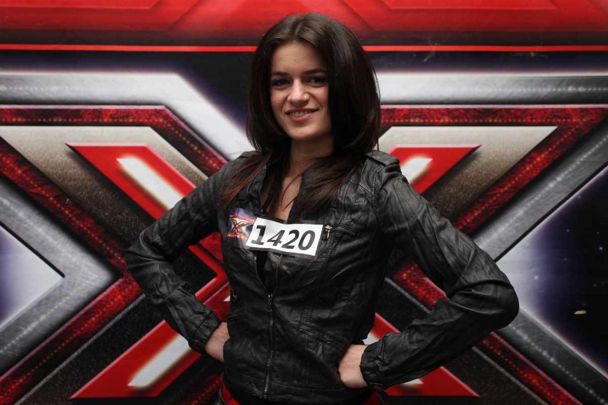 Anna Malacina - uczestniczka 3. odcinka 1. edycji